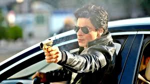 review in dilwale shahrukh khan is