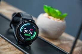 samsung galaxy watch active sport