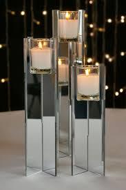 votive candle holder riser