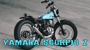 yamaha scorpio z scrambler you
