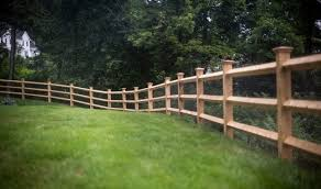 Eastern White Cedar Fence Products In A Variety Of Styles And Heights