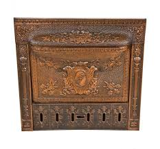 antique summer fireplace covers