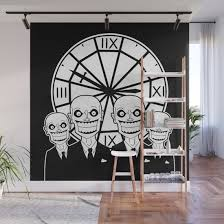 Buffy The Vampire Slayer The Gentlemen Wall Mural By Paulbova Society6