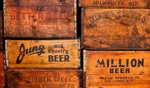 diy wooden beer crates for 10