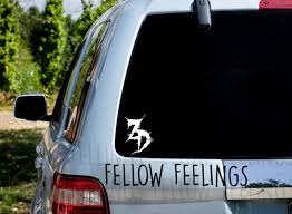 Zeds Dead Decal Fellow Feelings