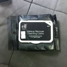 elf makeup remover cleansing cloths