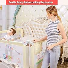 Amazon Com Bed Rail Baby Bed Fence Safety Gate Baby Barrier For Beds Crib Rails Security Fencing Children Guardrail Baby Playpen Bed Rail Baby