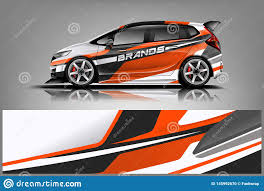 Car Decal Wrap Design Vector For Company Stock Illustration Illustration Of Drive Cargo 145992670