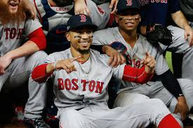 2018 Red Sox-Dodgers World Series ...