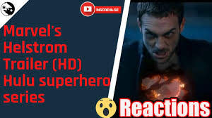 Helstrom Trailer Series REACTION ...