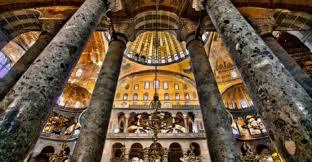 Κωνσταντινούπολη: Περιηγηθείτε εικονικά στη θρυλική Αγία Σοφία ...