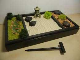 3 in 1 medium zen garden includes