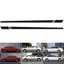 Classic Fashion 220x8cm Stripes Side Style Car Both Body Stickers Car Decal Wrap Vinyl Film Carro Wholesale Quick Delivery Csv Buy At The Price Of 6 44 In Aliexpress Com Imall Com
