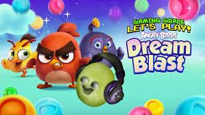 Angry Birds: DREAM BLAST! [Gaming Grape] - YouTube