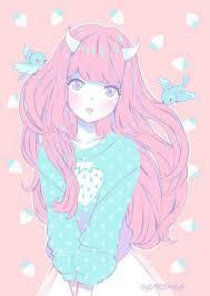 kawaii anime wallpaper on wallpaperget