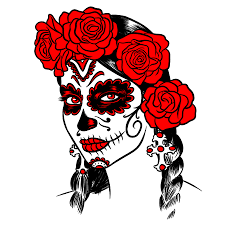 day of the dead makeup neato