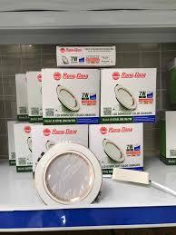 Đèn led âm trần Rạng Đông 7w 3 chế độ màu - DLRD7W