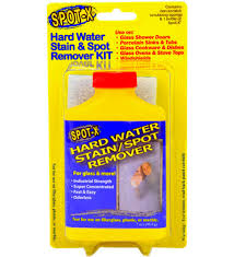 spot x hard water stain remover 7oz