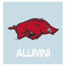 Ar Arkansas Alumni 5 Decal Alumni Hall