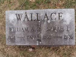 Sarah Ida Cole Wallace (1859-1926) - Find A Grave Memorial
