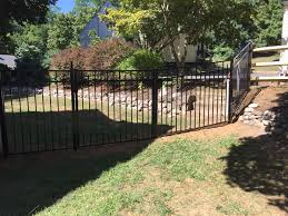 Aluminum Fencing Add A Link Fence Company Nj Fence Contractor