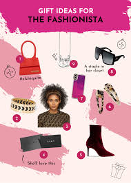 gift guide the fashionista glw