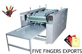 non woven bag printing machine four