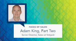 Adam King, Senior Director, Sales at Vidyard on Using Video for ...