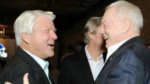 Cowboys owner Jerry Jones' ugly feud with Jimmy Johnson appears to ...