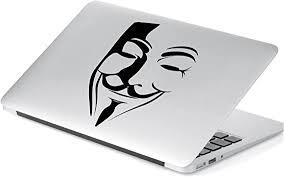 Anonymous Mask Vendetta Car Sticker Vinyl Decal Van Bike Pc Laptop Funny Window Archives Statelegals Staradvertiser Com