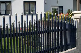 Premier Wholesale Steel Fence Supplier Hot Dip Galvanized Iron Fencing Design For Sale Diplomat Fence Manufacturer From China 105069304