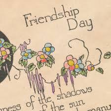 friendship day hallmark ideas