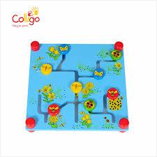 Trò chơi tìm đường - 81287 - Đồ chơi gỗ Colligo - Đồ chơi trẻ em ...