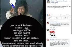 logika perokok ini sangat jenius bikin netizen ngakak com