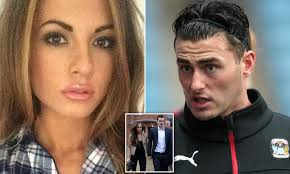 Paedophile Adam Johnson's ex dumps him for new footiballer | Daily Mail  Online