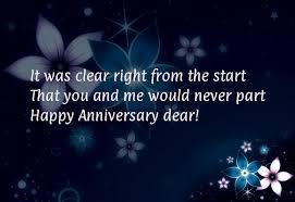 st anniversary quotes for boyfriend