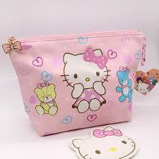 kitty makeup bag saubhaya makeup