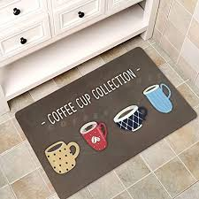 washable farmhouse kitchen rugs coffee