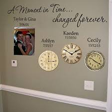 Mairgwall Personalized Birth Date Wall D Buy Online In Trinidad And Tobago At Desertcart