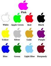 Apple Logo Sticker Products For Sale Ebay