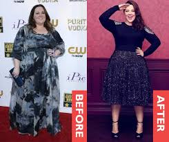 how did melissa mccarthy lose weight