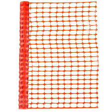 Boen 4 Ft X 100 Ft Orange Temporary Fence Mesh Snow Fence Plastic Safety Garden Netting Above Ground Barrier 2 Pack Sf 41002 The Home Depot