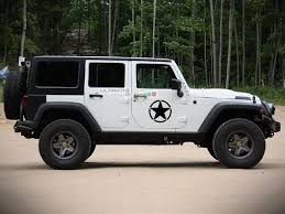 2x Stars Decal Side Star Sticker Compatible With Jeep Wrangler Rubicon Jk Ultimateprocy