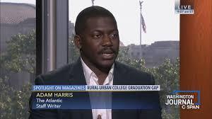 Adam Harris on the College Graduation Gap in Rural America | C ...