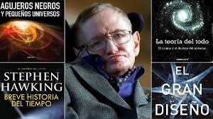 Stephen Hawking: Cinco libros para conocer su visión del universo | RPP  Noticias