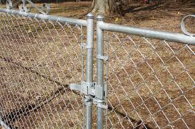Kalamazoo County Residential Chain Link Fence Gates And Railing