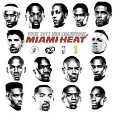Miami Heat, 2013 NBA Champions | Miami heat game, Miami heat basketball,  Miami heat