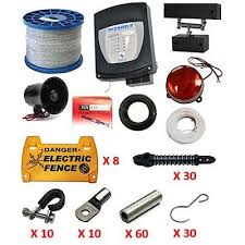 Electric Fence Security And Data Electricity Leroy Merlin South Africa
