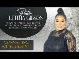 I Never Lost My Praise Pastor Letitia Gibson Kingdom Connections Global -  YouTube
