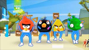 PS4] Just Dance 2016 - Balkan Blast Remix (Angry Birds) -